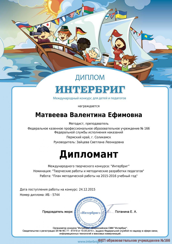 Международный творческий конкурсы для дошкольников